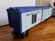 Lionel Alexander Graham Bell The First Telephone 0 0-27 Scale Reefer 6-19509