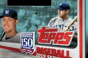 2019 Topps Series One Inserts 1984 And 150 Years Of Professional Baseball Pfl