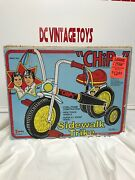 Vintage 1981 Empire Andldquochips Tv Show Side Walk Trike Ponch And Jon Very Rare Look