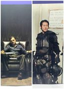 The Walking Dead Poster Picture Photo Double Sided 16x12 Governor Glenn Riot Gun