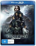 Rogue One A Star Wars Story Blu-ray 3d