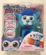 Little Live Wrapples Skyo Blue Interactive Pet Kids Girls Toy New