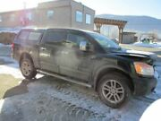 Automatic Transmission Fits Nissan Titan 4wd Floor Shift With Tow Package 2014