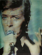 David Bowie Pop Inscribed David Bowie Black Book With Two Photographs