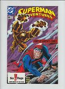 Superman Adventures 55a Vf Dc | Six Flags Giveaway Editionwe Combine Shipping