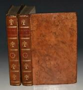 William Paley Principals Of Moral And Political Philosophy 2 Vol Fine Binding 1788