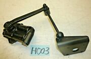 Used And03964 - And03979 A/h Sprite / Mg Midget Rh Rear Shock Bracket And Shock Link H003