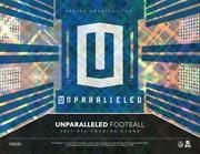 2017 Panini Unparalleled Orange Football Cards Pick From List 251-300