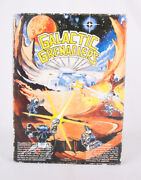 Galactic Grenadiers W Final Frontier Board Game Ral Partha Box Vg Complete