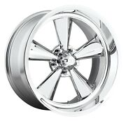 Cpp Us Mags U104 Standard Wheels 15x8 Fits Ford Mustang Falcon Galaxie