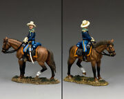 King And Country John Ford's Cavalry Kx033 Captain Collingwood Mib