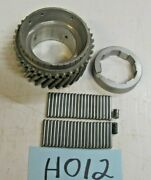 Used Oem ... And03957 - And03961 Jaguar Xk150 Gearbox 3rd Gear W/ Bearings And Washer H012