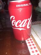 2019 Factory Error Never Opened Half Filled Coke-a-cola Can