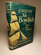 1955 And039carry On Mr Bowditch By Latham Newbery Medal Winner Ship Sea Tale Navigate