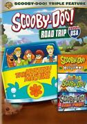 Scooby-doo Road Trip Usa Triple Feature [edizione Stati Uniti] Used - Very Goo