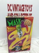 Stretch Armstrong Jim Carrey 1995 Stretch Mask Prototype Unproduced Stretch