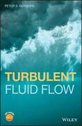 Turbulent Fluid Flow By Peter S. Bernard English Hardcover Book Free Shipping
