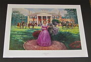 Mort Kunstler - Duty, Honor, And Tears - Collectible Civil War Print - Mint