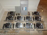Nortel Norstar Mics Office Phone System 10 T7316 Phones Caller Id + Voicemail