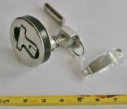 Cam Latch Compression Door Deck Flush Southco Emergency Pull 3-1/8 Sea Ray Boa