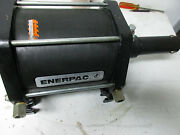 Enerpac Ahb34 Air Hydraulic Booster Used Seals Replaced 02898c