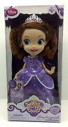 Disney Store Princess Sofia The First Singing Doll Sofia Sings Anything