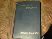 1893 Curability Of Tumours By Medicines By J. Compton Burnett M.d.