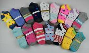 Tutuanna Japanese Women's Ankle Socks 1200 Pairs 16 Styles/colors