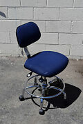 Fabric Chair Electronic Esd Anti-static Industrial Safe Clean Room Drag Chain