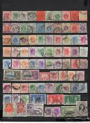 Hong Kong - Lot Of Early Used Stamps Hon2