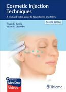 Cosmetic Injection Techniques A Text And Video Guide To Neurotoxins And Fil...