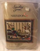 Something Special Needlepoint Kit Decoy Paint Box Duck 30311