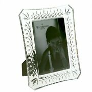 Waterford Crystal Lismore 4-by-6-inch Frame Bad Box