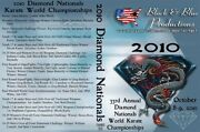 2010 33rd Diamond Nationals Karate Martial Arts Tournament Dvd Sparring Forms