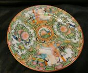 China 1800and039s Plates 7 Two Pieces / Cloisonne Chopstks Beautys