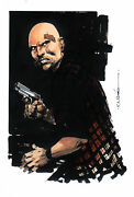 R.m.guera Limited French Print Scalped 50 Rare