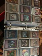 Yugioh Collection Lot+binder