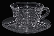 Fostoria American Cup And Saucer