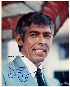 James Coburn 8x10 Authentic In Person Signed Autograph Reprint Photo Rp