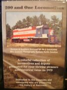 200 And One Locomotives - Dvd - Durham And Southern Railroad - Mac Connery