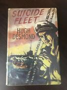 Suicide Fleet By Hugh Desmond - Wright And Brown - H/b D/w - 1959 - Uk Post Andpound3.25