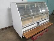 Structural Concepts Hd Commercial 59w Lighted Bakery/bagel/donut Display Case