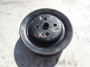 Mercedes 230 250 280 Sl Ac Air Conditioning Water Pump Pulley 3 Belt 1292050410