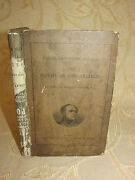 Antique Book The Career Last Voyage And Fate Of Captain Sir John Franklin-1860