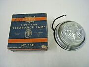 Nos 1940and039s 1950and039s Allstate Clearance Lamp Ford Chevy Dodge Truck Works