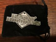 Harley-davidson Hog Owners Group 2007 Pewter Christmas Happy Holidays Ornament