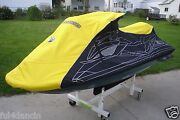 Sea Doo Rxt Is Cover 2009 Yellow And Black New Oem