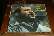 Marvin Gaye Whatand039s Going On Lp 2 Cd 180 Error Plays Jimi Hendrix W Live Cd