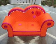 Lalaloopsy 11 Orange Couch Sew Magical And Sew Cute Doll Furniture