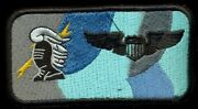 Usaf 9th Tactical Fighter Wing Nametag Wing Patch K-6